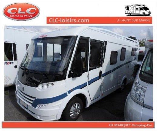 achat  Dethleffs Globebus I 15 CLC MARNE LA VALLEE