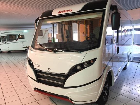 achat  Dethleffs Globebus I 7 CLC MARNE LA VALLEE