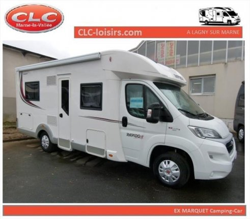 achat  Rapido 686 FF CLC MARNE LA VALLEE