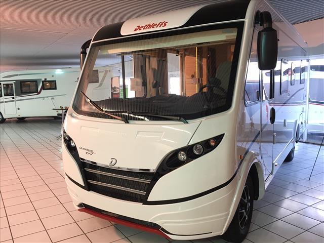dethleffs globebus i 7 neuf porteur fiat 35 l 2l3 mjet 130 diesel camping car vendre en. Black Bedroom Furniture Sets. Home Design Ideas