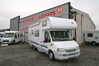 achat escc Burstner A 645 Active VACANCES ET LOISIRS 31