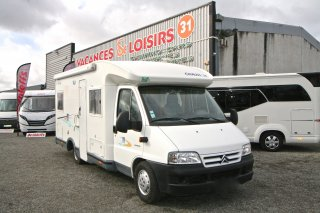 achat  Chausson Welcome 85 VACANCES ET LOISIRS 31