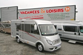 Hymer Exis I 512 occasion
