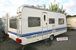 achat caravane / mobil home Hobby 500 UFF Excellent VACANCES ET LOISIRS 31
