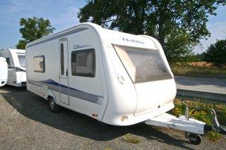 achat caravane / mobil home Hobby 540 WLU Prestige VACANCES ET LOISIRS 31