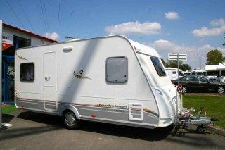 achat caravane / mobil home Sterckeman 470 Cp Evolution VACANCES ET LOISIRS 31