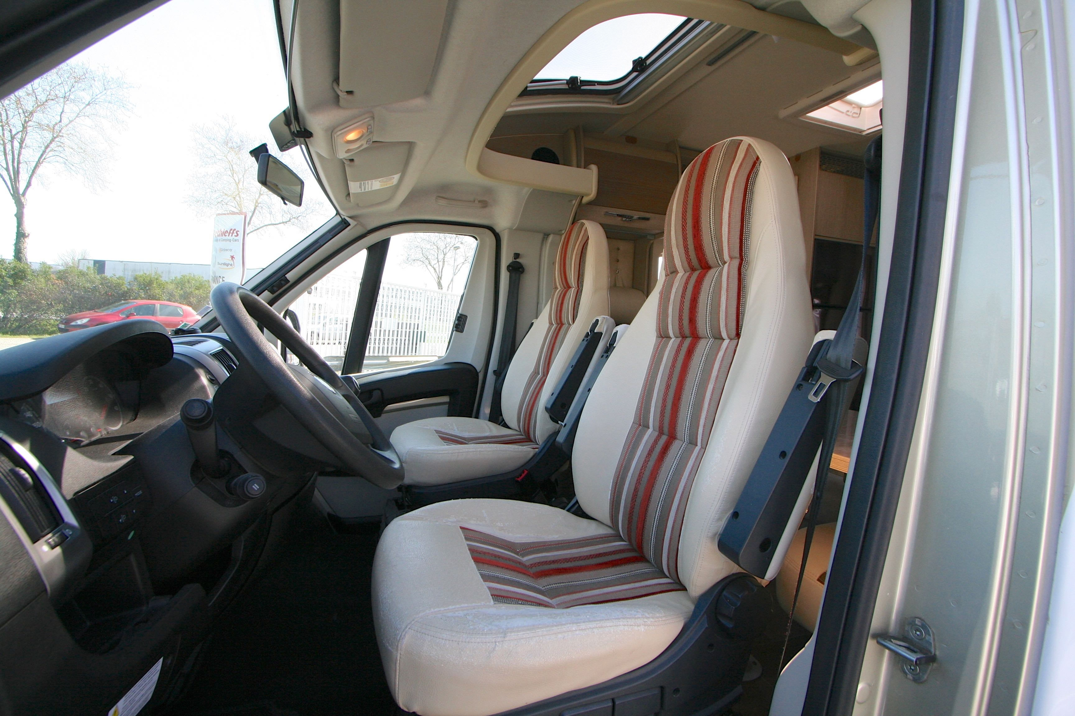 Burstner Nexxo T 740 - 9