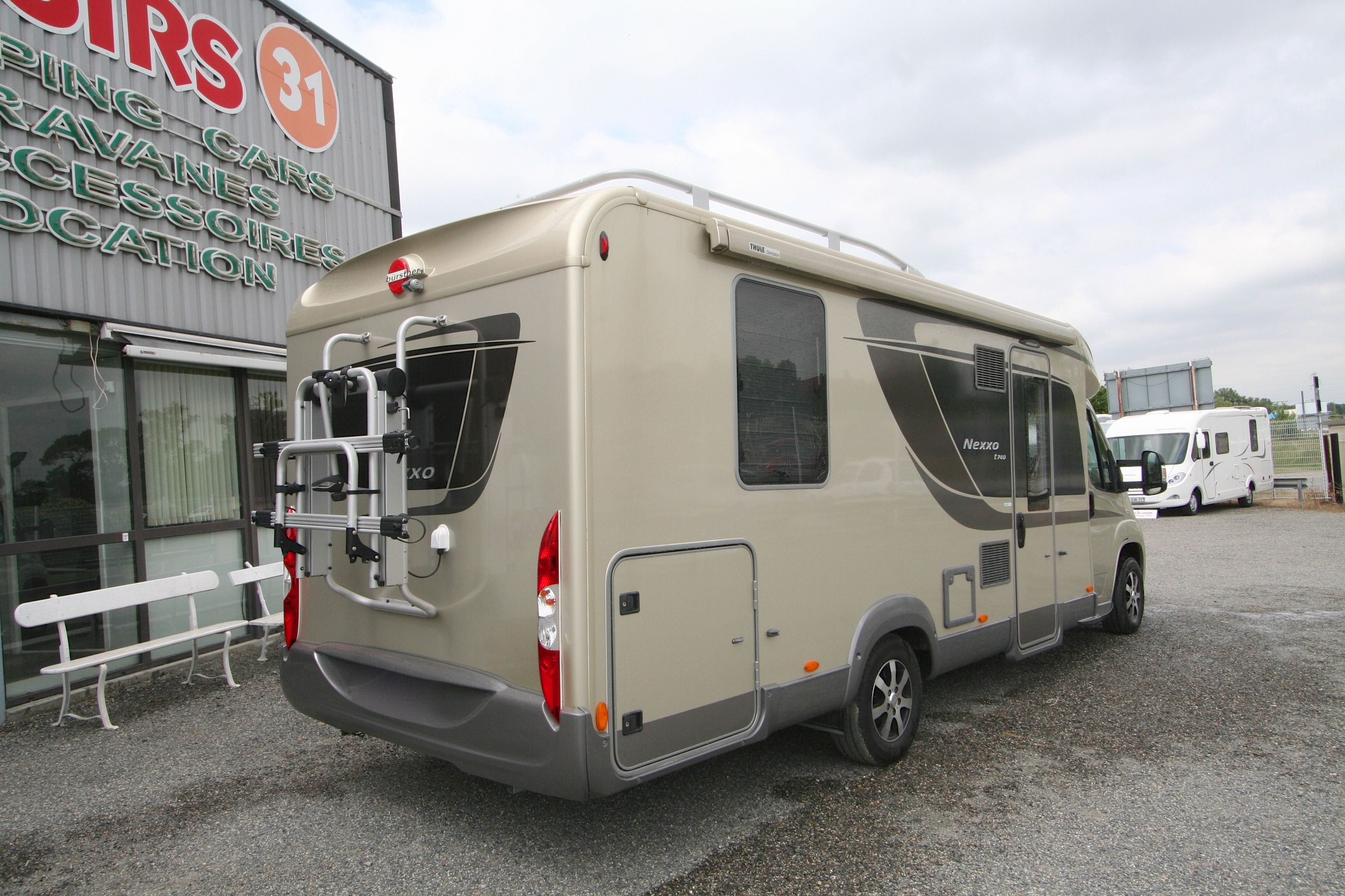 Burstner Nexxo T 740 - 4