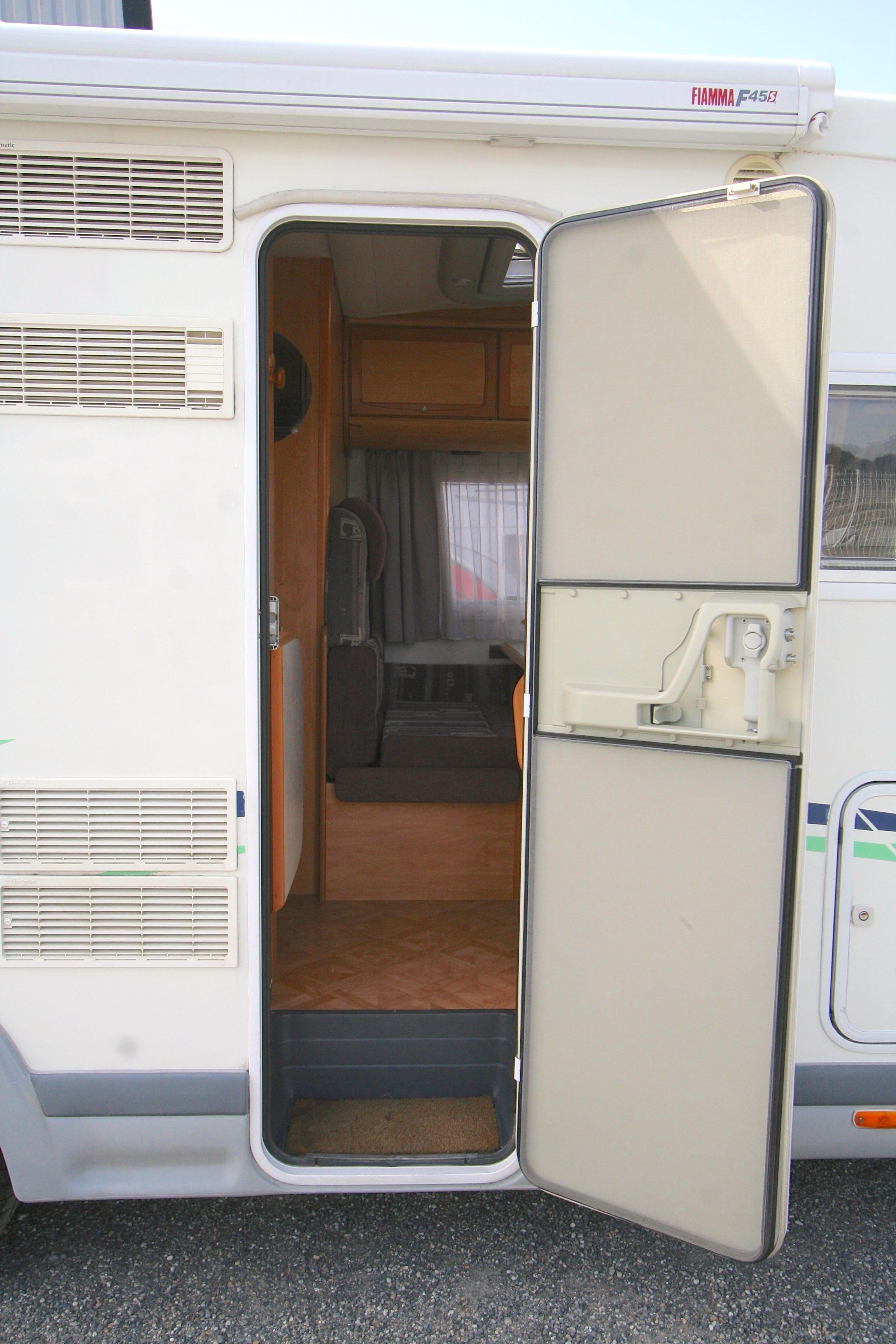 Chausson Allegro 68 - 10