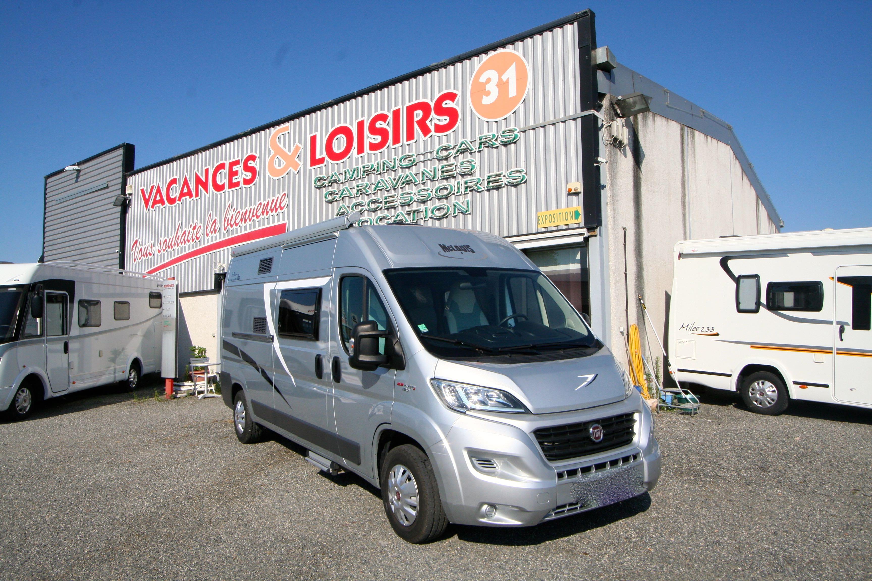 Mc Louis Menfys Van 4 S-line - 1