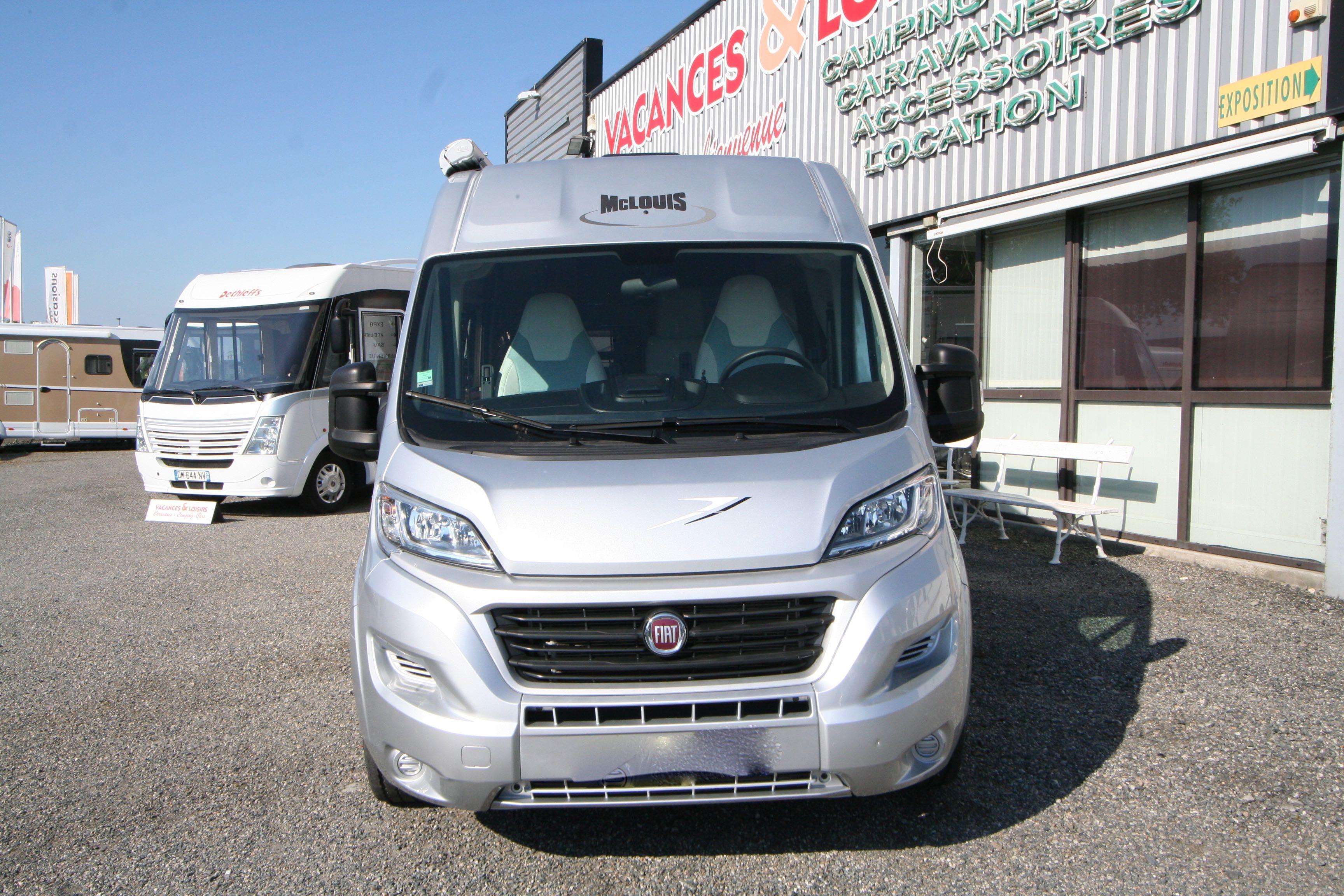Mc Louis Menfys Van 4 S-line - 2