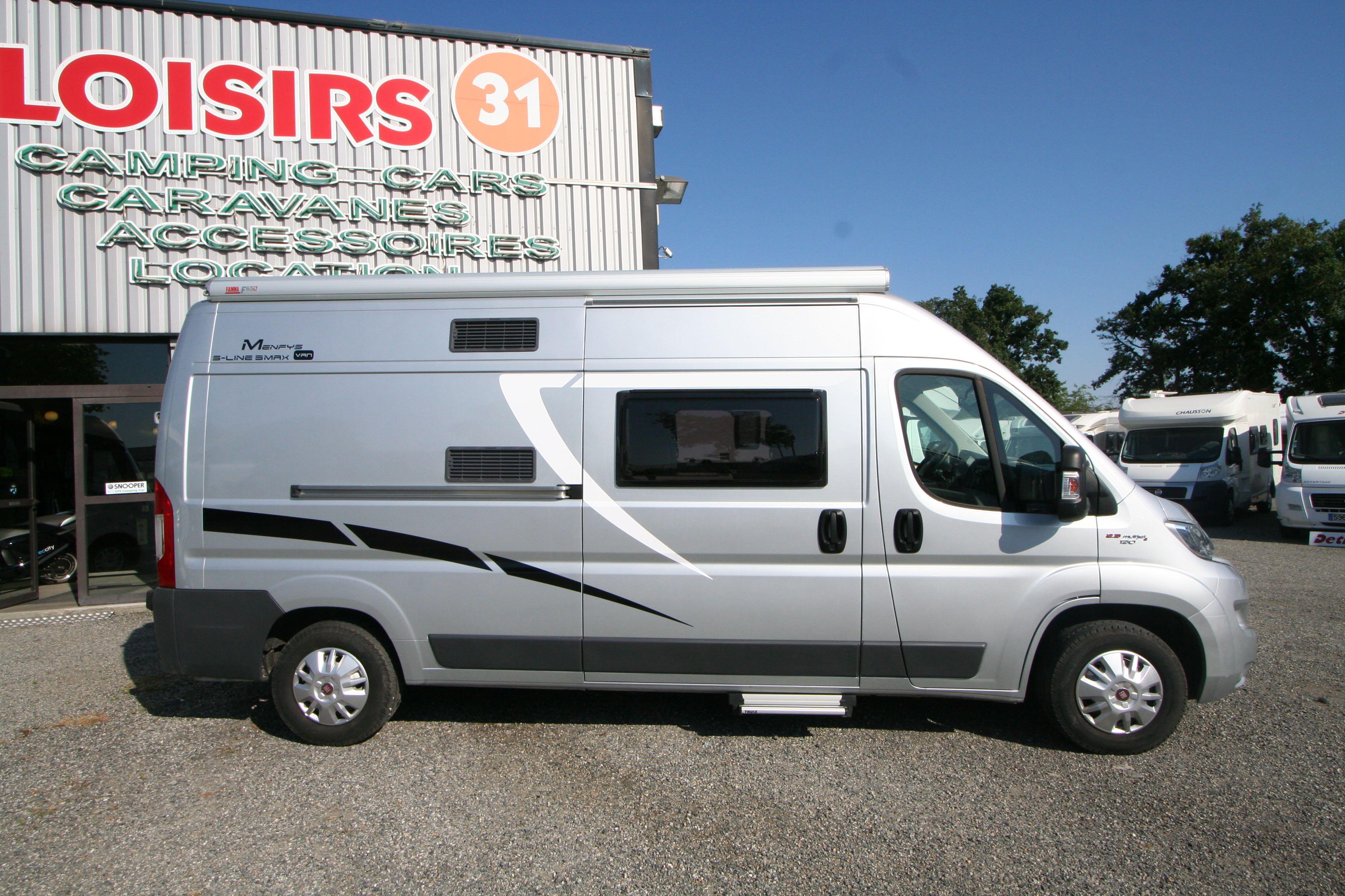 Mc Louis Menfys Van 4 S-line - 3