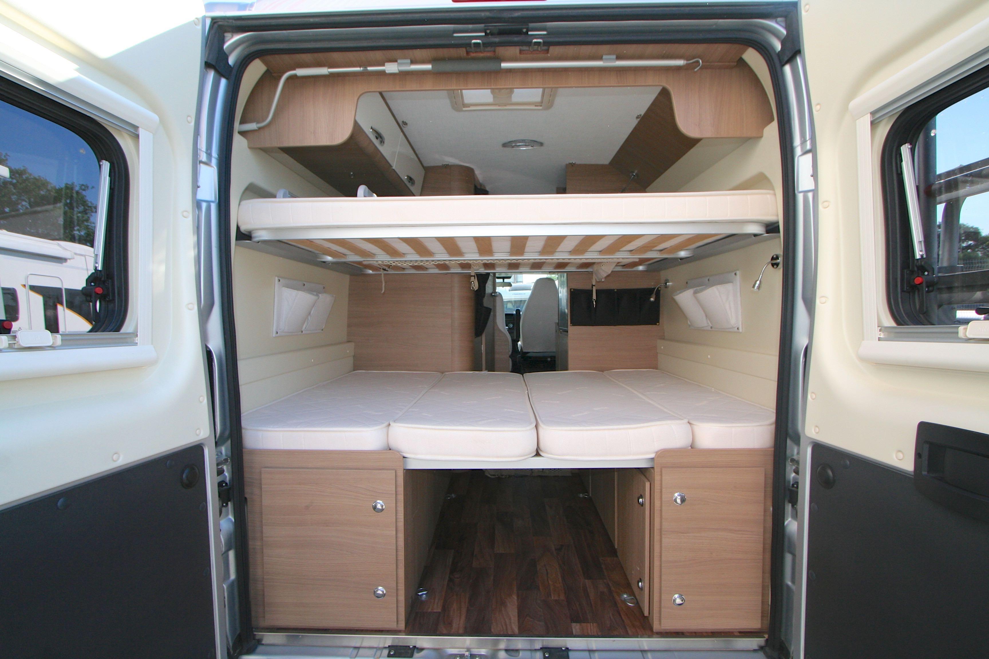Mc Louis Menfys Van 4 S-line - 8