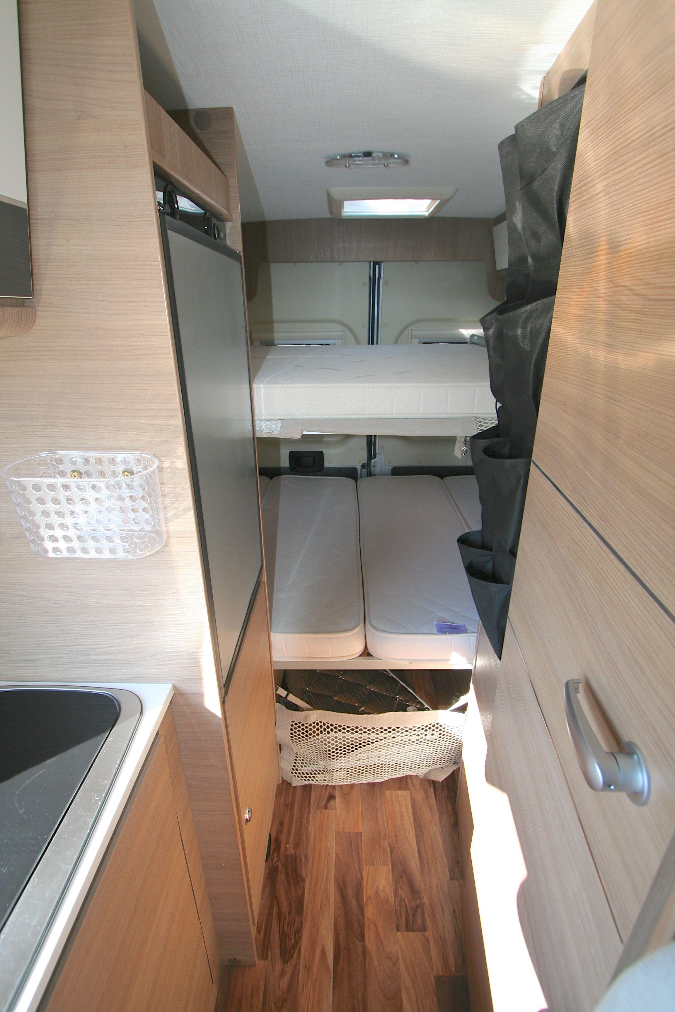 Mc Louis Menfys Van 4 S-line - 20