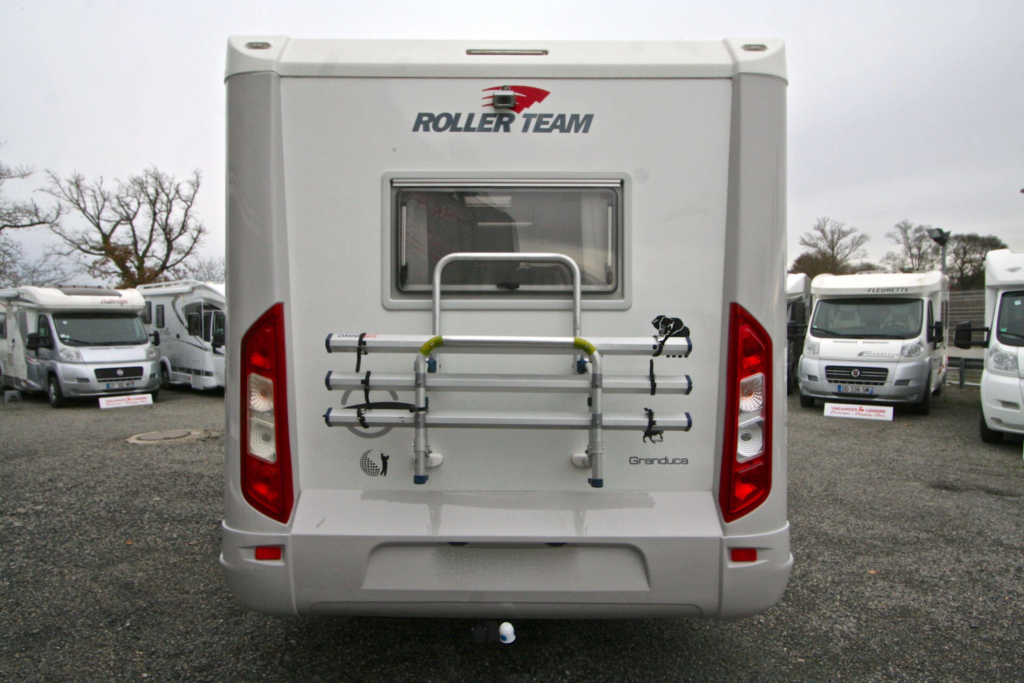 Roller Team Granduca 265 P - 5