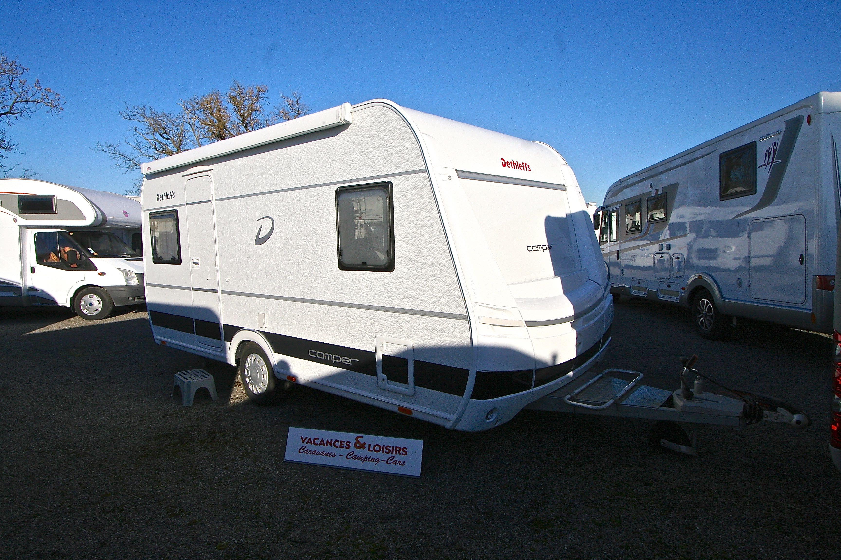 Dethleffs Camper 450 Fl - 1