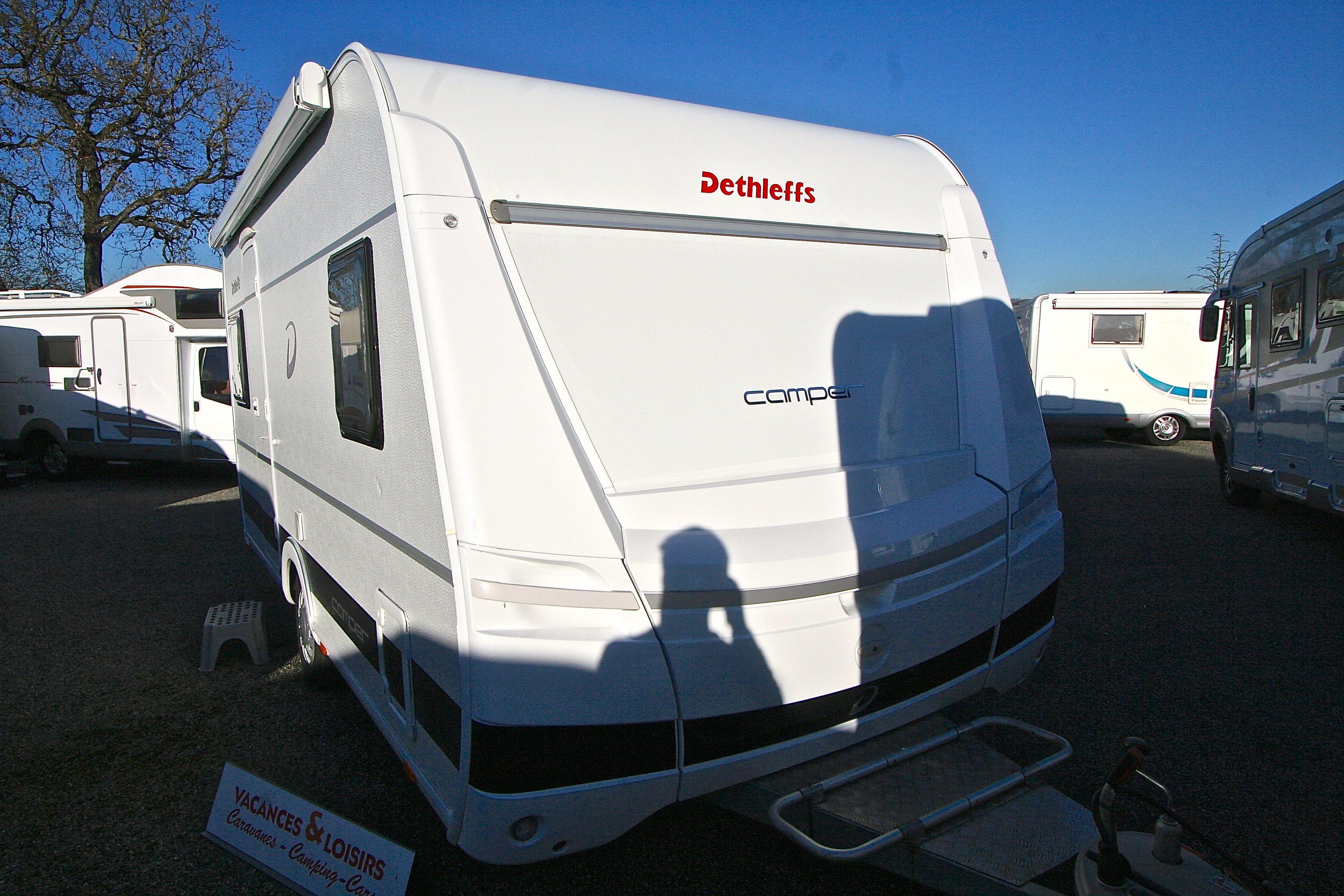 Dethleffs Camper 450 Fl - 5