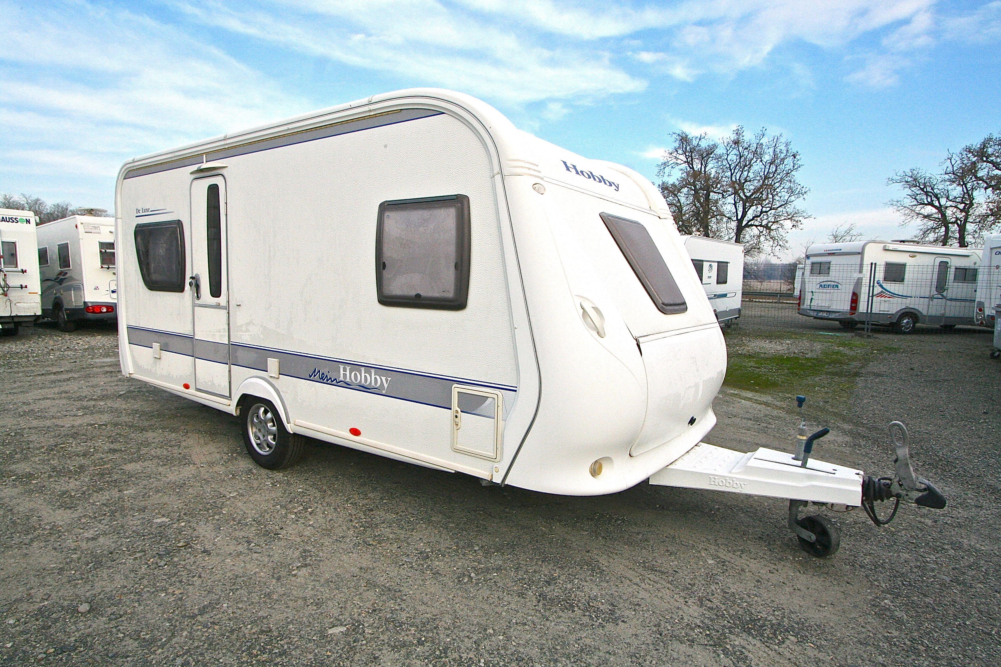 hobby 460 ufe excellent occasion caravane vendre en haute garonne 31 ref 10652 net campers. Black Bedroom Furniture Sets. Home Design Ideas