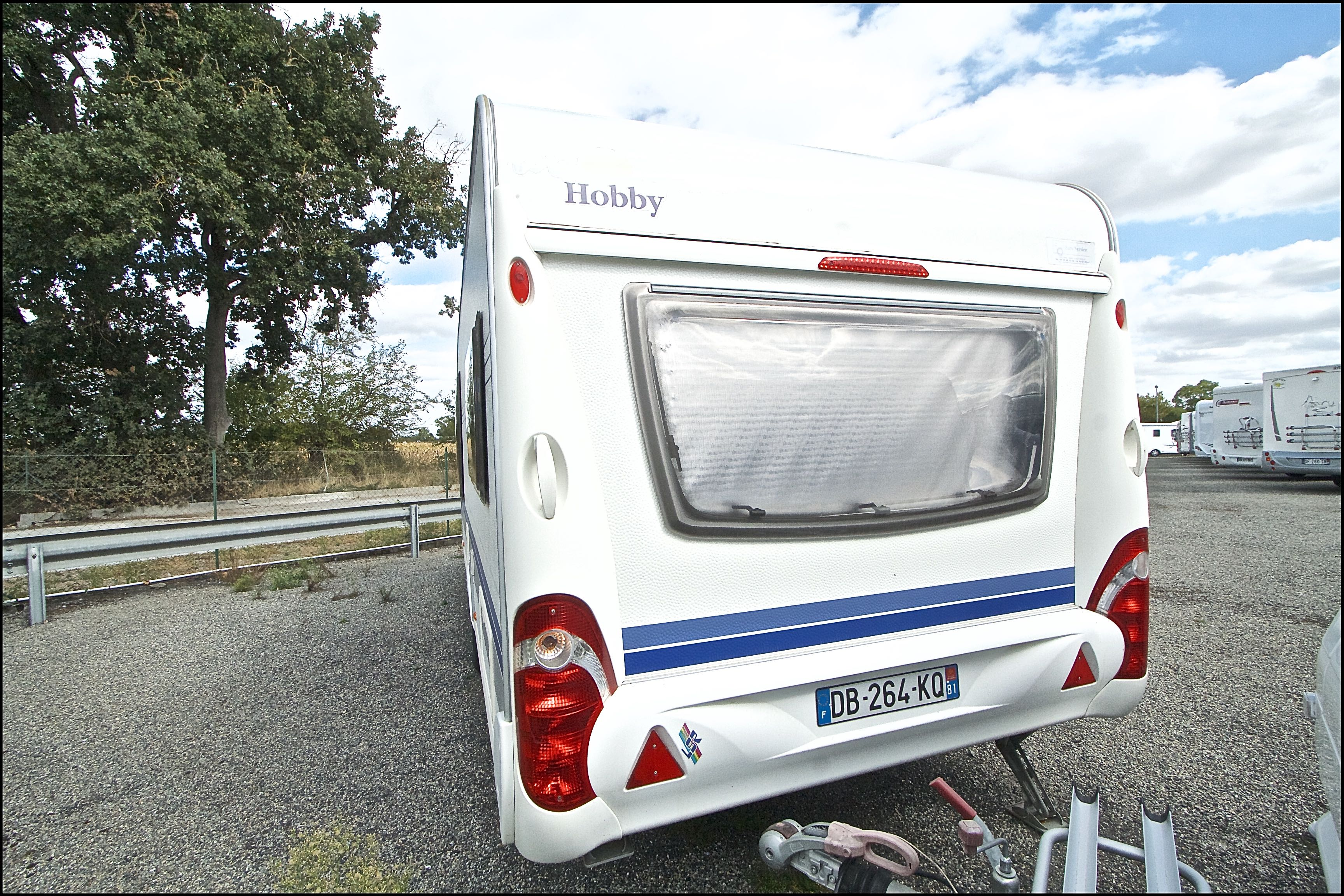 Hobby 540 UFF Excellent - 37