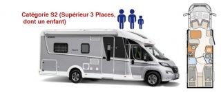 location location Dethleffs Esprit T 7150 Eb VACANCES ET LOISIRS