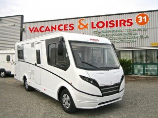 location location Dethleffs Globebus I 7 VACANCES ET LOISIRS