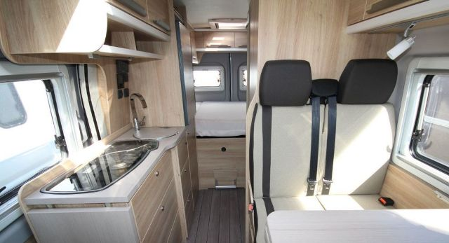 Knaus BoxStar 600 MQ Street - 5