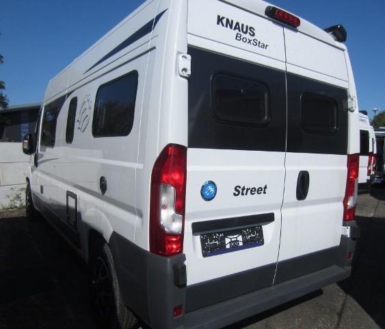 Knaus BoxStar 600 MQ Street - 2