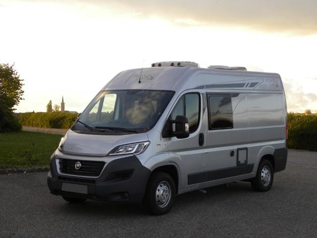 roadcar 540 neuf porteur fiat fiat ducato 2 3 l multijet 115 cv camping car vendre en rhin. Black Bedroom Furniture Sets. Home Design Ideas