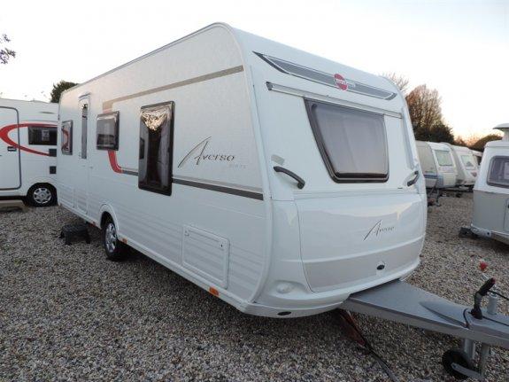 achat caravane / mobil home Burstner Averso 570 Ts CARAVANE SERVICE VERLEYE