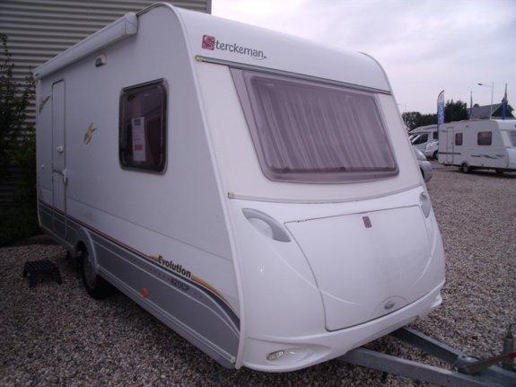 achat caravane / mobil home Sterckeman Evolution 420 CP CARAVANE SERVICE VERLEYE
