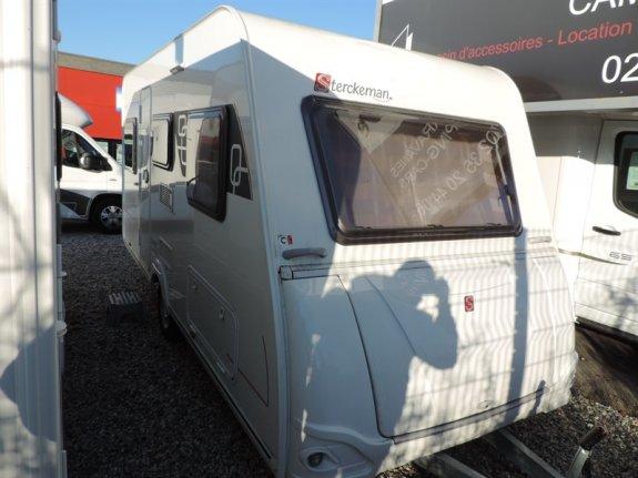 achat caravane / mobil home Sterckeman Starlett 430 CP Comfort CARAVANE SERVICE VERLEYE