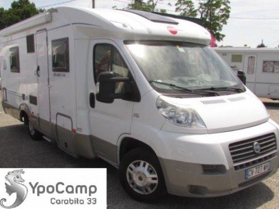 achat  Burstner Solano T 710 YPO CAMP CARABITA