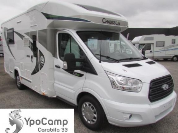 achat  Chausson 628 Eb Limited Edition YPO CAMP CARABITA