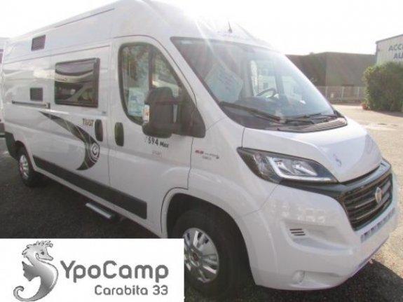 Camping Car Occasion Carabita