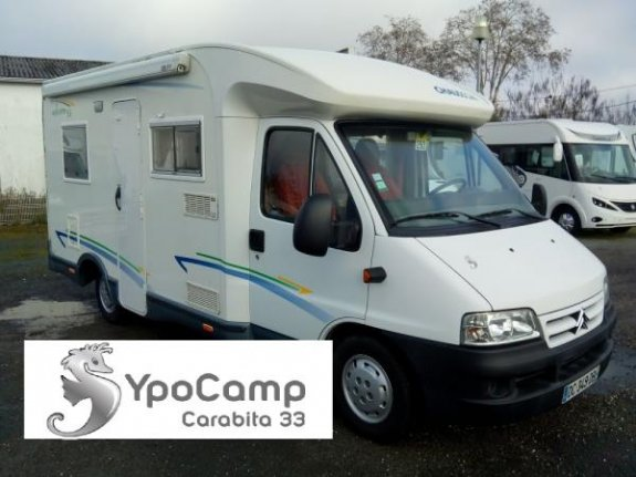 achat  Chausson Welcome 55 YPO CAMP CARABITA