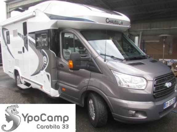 achat  Chausson Welcome 620 YPO CAMP CARABITA