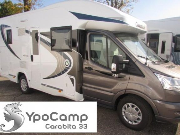 achat  Chausson Welcome 630 YPO CAMP CARABITA