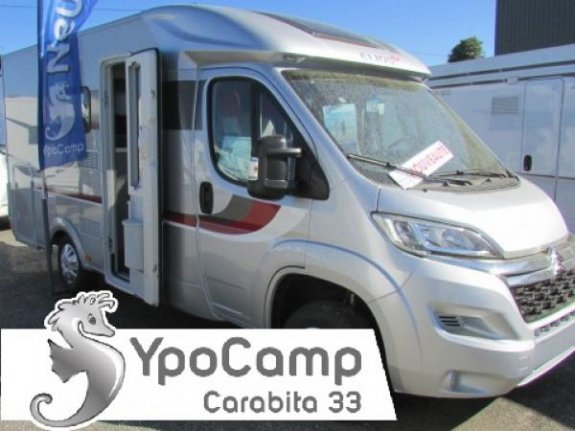achat  Elios Car Van XCS YPO CAMP CARABITA