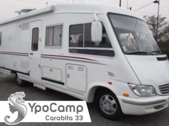 achat  Le Voyageur LVX 8 YPO CAMP CARABITA