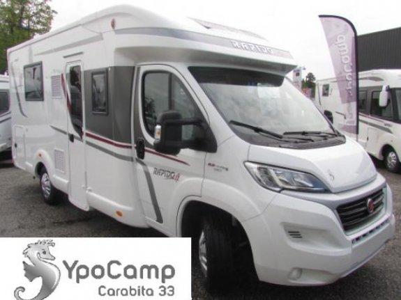 achat  Rapido 650 F YPO CAMP CARABITA