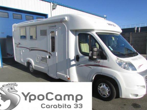 achat  Rapido 7090 C YPO CAMP CARABITA
