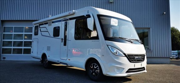 Hymer Exsis I 588 occasion