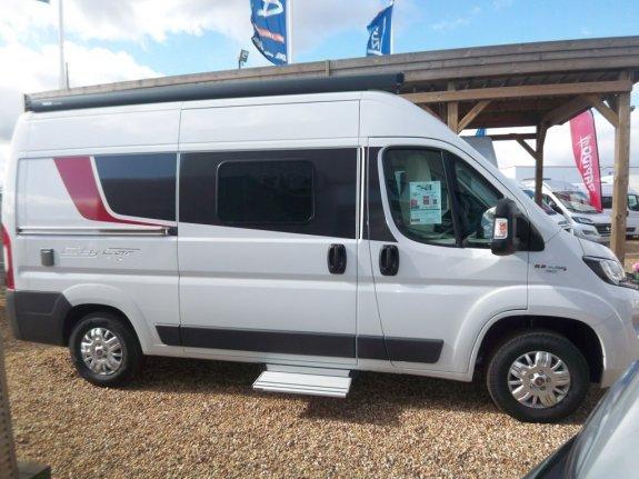 achat  Burstner City Car C 540 AZUR 37
