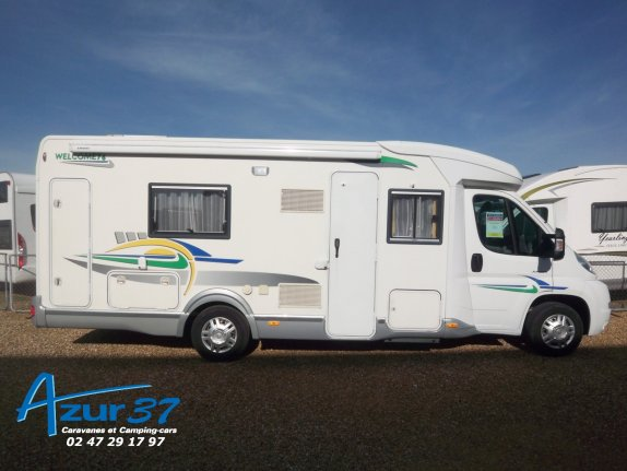 achat  Chausson Welcome 76 AZUR 37