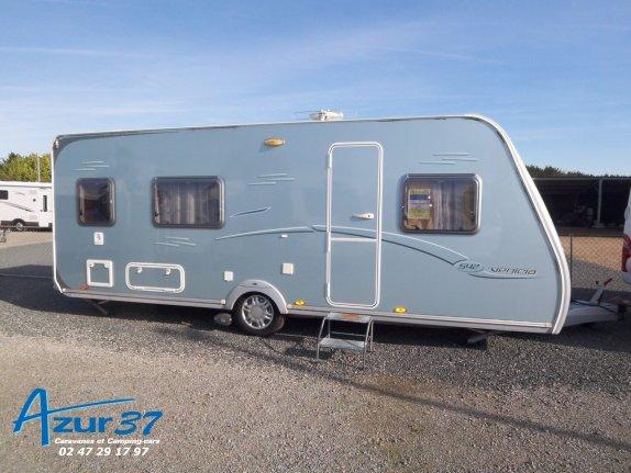 achat caravane / mobil home Caravelair Venicia 542 AZUR 37