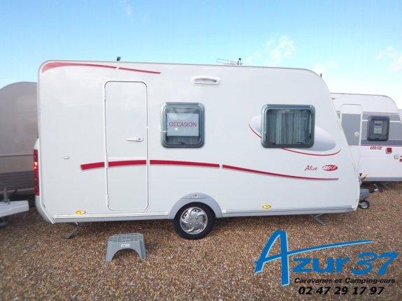 achat caravane / mobil home Sterckeman Alize 420 CP AZUR 37