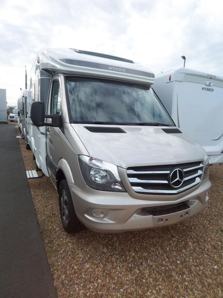 Camping Car Porteur Mercedes Neuf