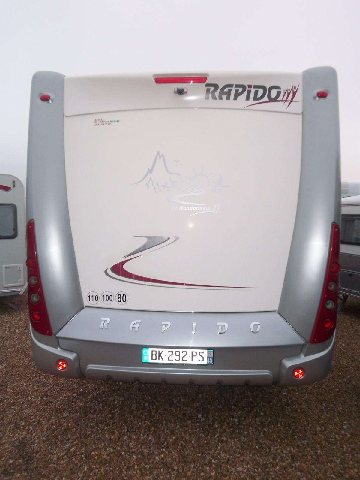 Rapido 9096 Df  - 3