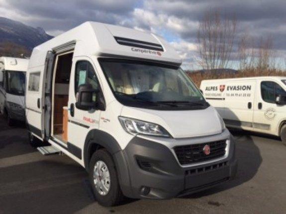 achat  Campereve Family Van ALPES EVASION