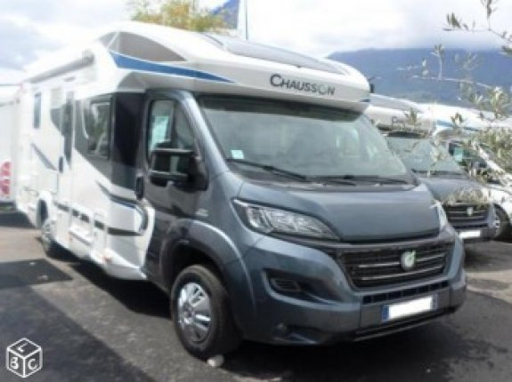 achat  Chausson Welcome 610 ALPES EVASION